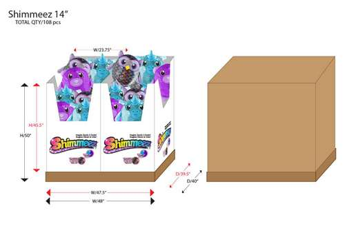 Toys-Flush-Toys-POP-PDQ-Display-for-Sams-Club-by-UNI-POP-DISPLAYS-1