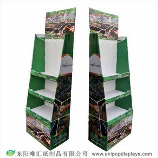 WH18F008-Garden-tools-floor-display-made-in-China
