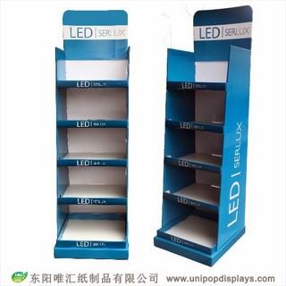 WH18F009-LED-bulb-floor-display-made-in-China