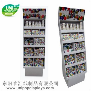 WH18F015-party-supplies-floor-display-made-in-China