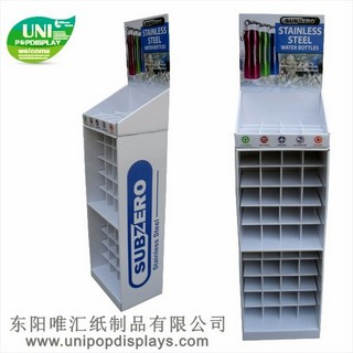 WH18F016-water-bottles-floor-display-made-in-China